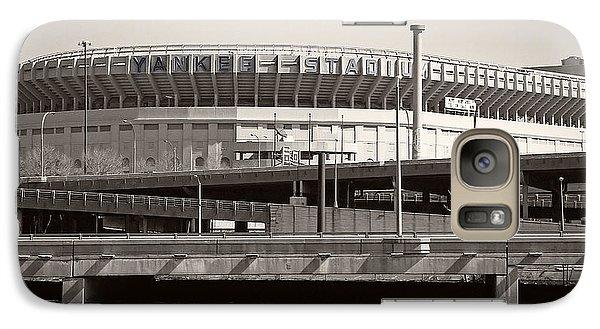 Yankee Stadium    1923  -  2008 Galaxy S7 Case by Daniel Hagerman