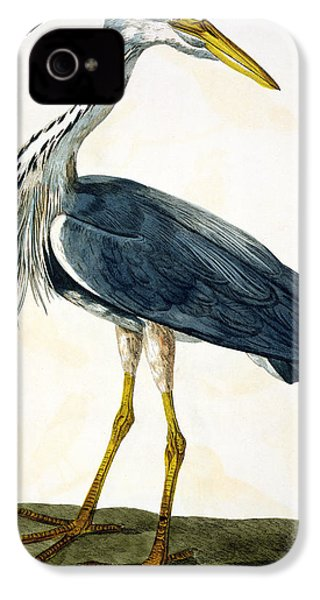The Heron  IPhone 4 / 4s Case by Peter Paillou