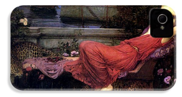 Ariadne IPhone 4 / 4s Case by John William Waterhouse