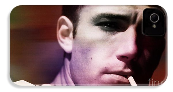 Ben Affleck IPhone 4 / 4s Case by Marvin Blaine