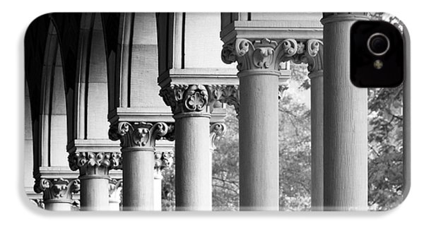 Memorial Hall At Harvard University IPhone 4 / 4s Case by University Icons