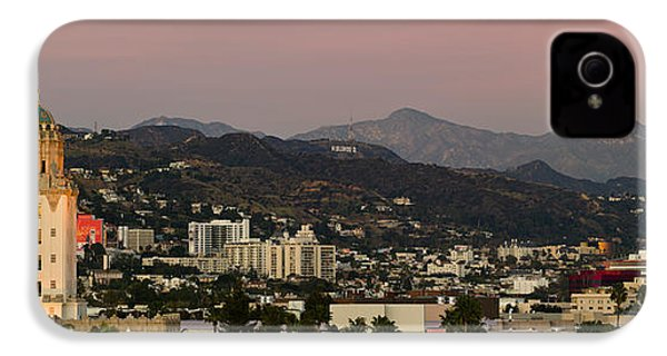 High Angle View Of A City, Beverly IPhone 4 / 4s Case by Panoramic Images