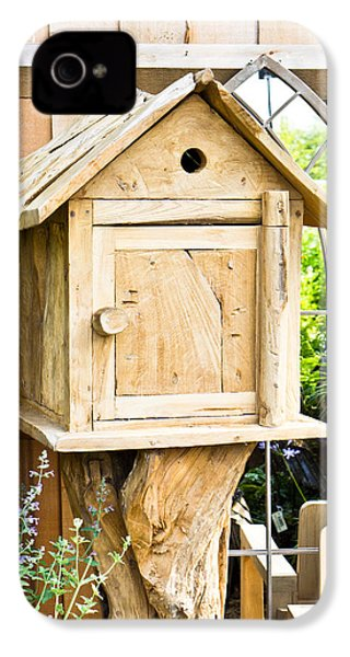 Nesting Box IPhone 4 / 4s Case by Tom Gowanlock