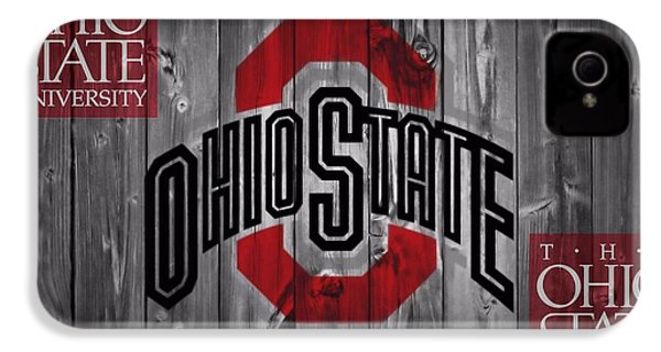 Ohio State Buckeyes IPhone 4 / 4s Case by Dan Sproul