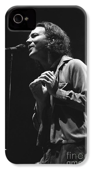 Pearl Jam IPhone 4 / 4s Case by Concert Photos