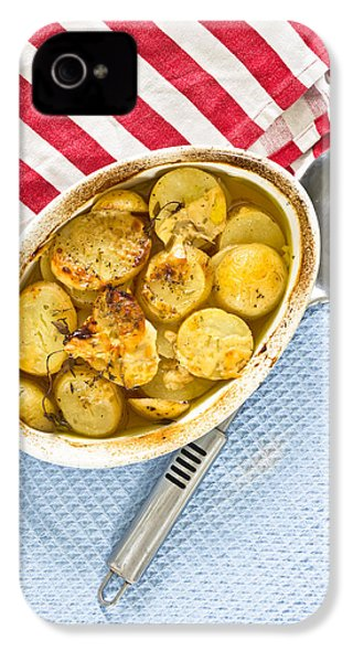 Potato Dish IPhone 4 / 4s Case by Tom Gowanlock