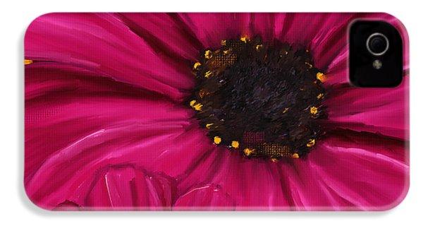Purple Beauty IPhone 4 / 4s Case by Lourry Legarde