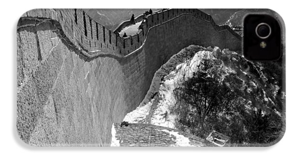 The Great Wall Of China IPhone 4 / 4s Case by Sebastian Musial