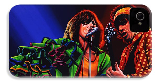 The Rolling Stones 2 IPhone 4 / 4s Case by Paul Meijering