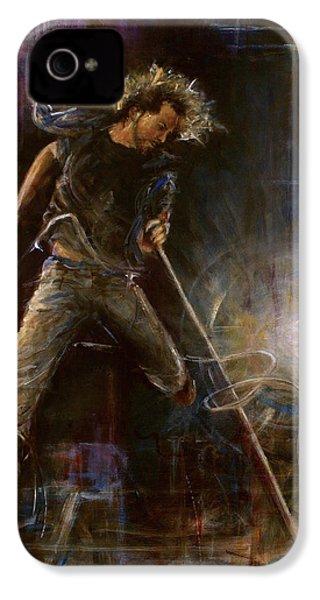 Vedder IPhone 4 / 4s Case by Josh Hertzenberg