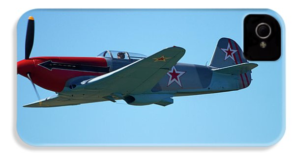 Yakovlev Yak-3 - Wwii Russian Fighter IPhone 4 / 4s Case by David Wall
