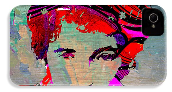 Bruce Springsteen IPhone 4 / 4s Case by Marvin Blaine