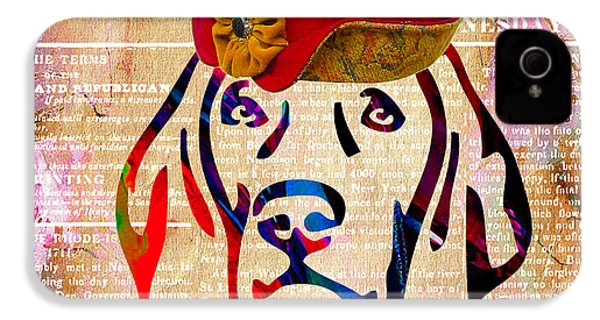 Weimaraner Collection IPhone 4 / 4s Case by Marvin Blaine