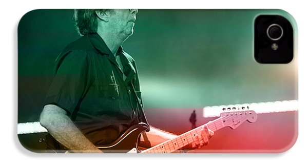 Eric Clapton IPhone 4 / 4s Case by Marvin Blaine