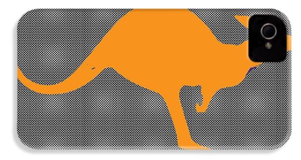 Kangaroo IPhone 4 / 4s Case by Manik