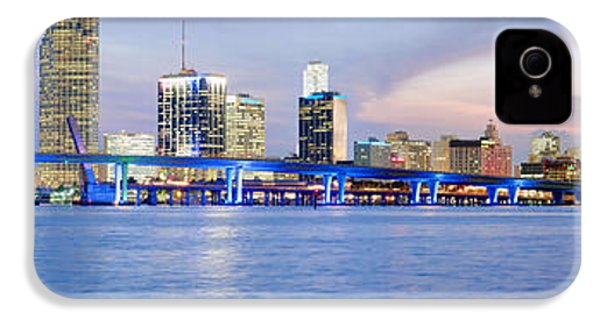 Miami 2004 IPhone 4 / 4s Case by Patrick M Lynch