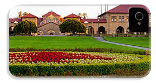 Stanford University Campus, Palo Alto IPhone 4 / 4s Case by Panoramic Images