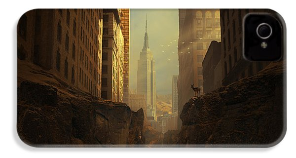 2146 IPhone 4 / 4s Case by Michal Karcz