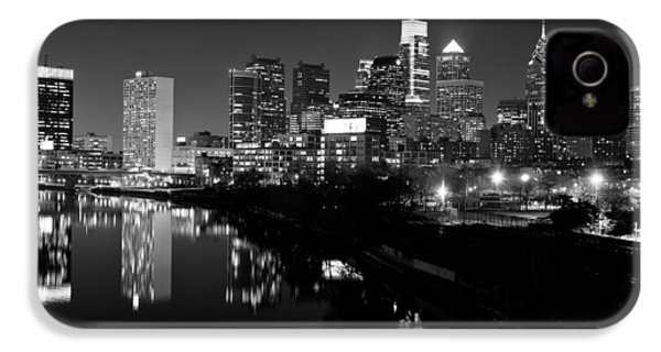 23 Th Street Bridge Philadelphia IPhone 4 / 4s Case by Louis Dallara