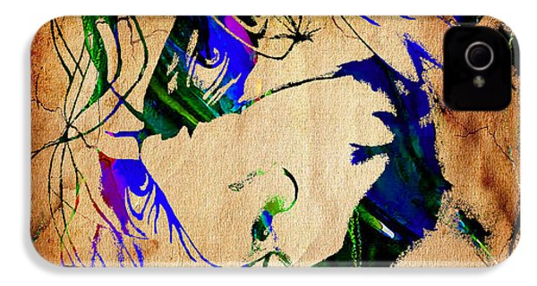 The Joker Heath Ledger Collection IPhone 4 / 4s Case by Marvin Blaine