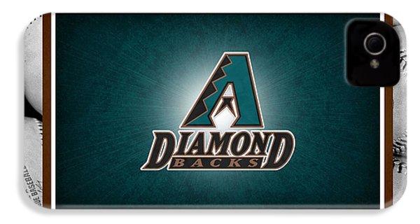 Arizona Diamondbacks IPhone 4 / 4s Case by Joe Hamilton