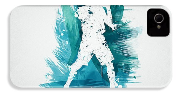 Basketball Player IPhone 4 / 4s Case by Aged Pixel