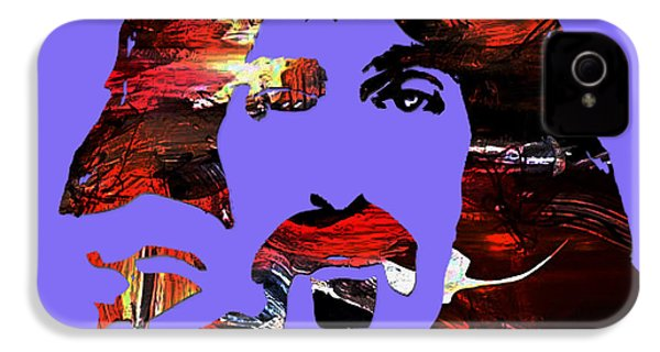 Frank Zappa Collection IPhone 4 / 4s Case by Marvin Blaine
