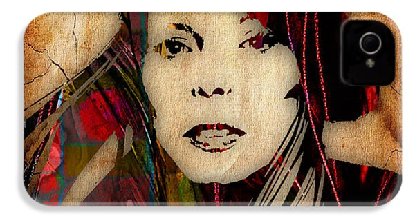 Joni Mitchell Collection IPhone 4 / 4s Case by Marvin Blaine