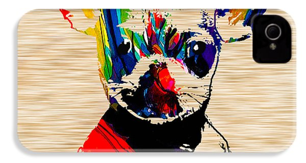 Chihuahua IPhone 4 / 4s Case by Marvin Blaine