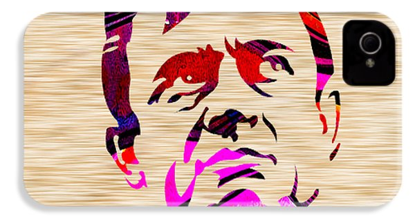 Johnny Cash IPhone 4 / 4s Case by Marvin Blaine