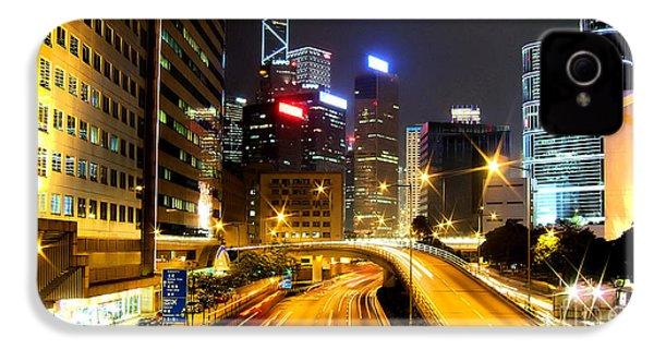 Hong Kong IPhone 4 / 4s Case by Baltzgar