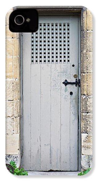 Old Door IPhone 4 / 4s Case by Tom Gowanlock