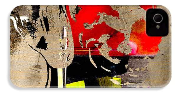 Weimaraner IPhone 4 / 4s Case by Marvin Blaine