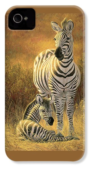 A New Day IPhone 4 / 4s Case by Lucie Bilodeau