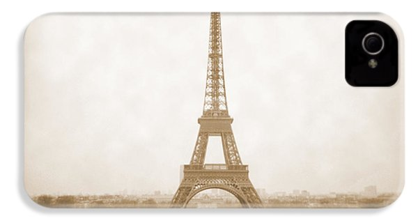 A Walk Through Paris 5 IPhone 4 / 4s Case by Mike McGlothlen