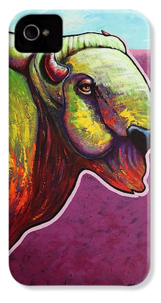 American Monarch IPhone 4 / 4s Case by Joe  Triano