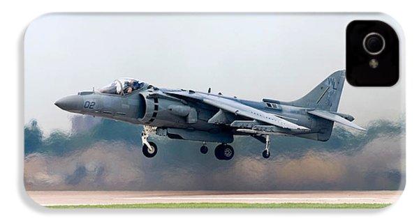 Av-8b Harrier IPhone 4 / 4s Case by Adam Romanowicz