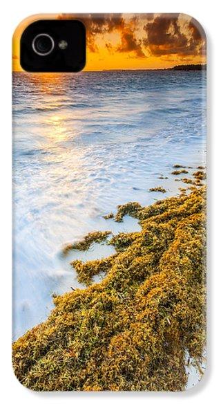 Beach Sunrise IPhone 4 / 4s Case by Sebastian Musial