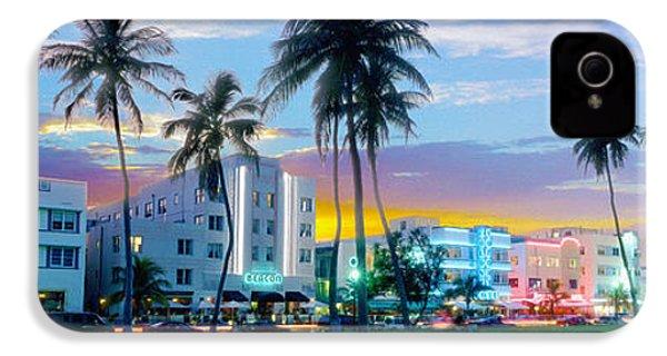 Beautiful South Beach IPhone 4 / 4s Case by Jon Neidert