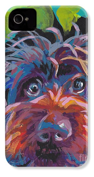 Bedhead Griff IPhone 4 / 4s Case by Lea S