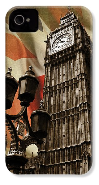 Big Ben London IPhone 4 / 4s Case by Mark Rogan
