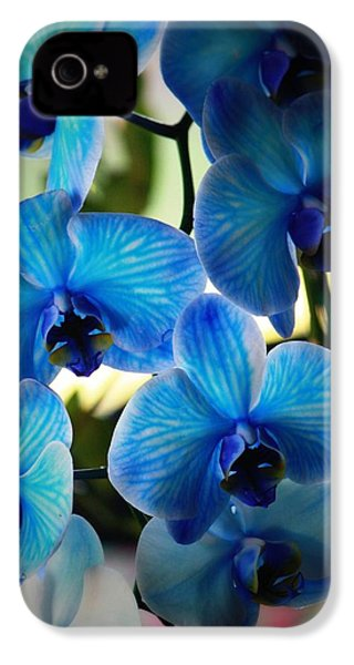 Blue Monday IPhone 4 / 4s Case by Mandy Shupp