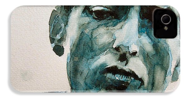 Bob Dylan IPhone 4 / 4s Case by Paul Lovering