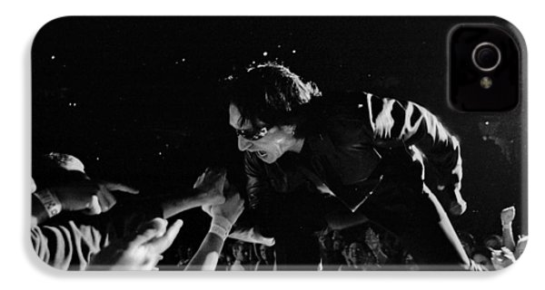Bono 051 IPhone 4 / 4s Case by Timothy Bischoff