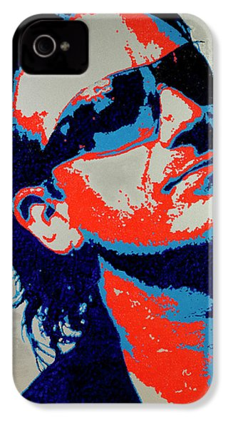 Bono IPhone 4 / 4s Case by Barry Novis