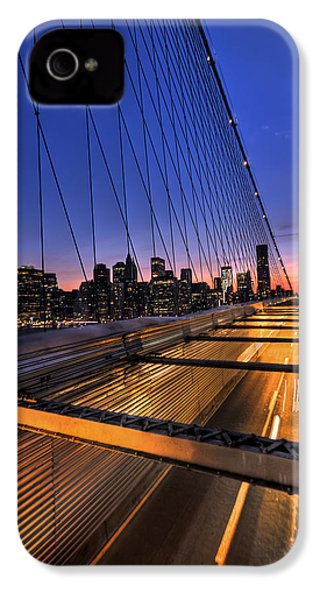 Bound For Greatness IPhone 4 / 4s Case by Evelina Kremsdorf