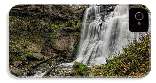 Brandywine Falls IPhone 4 / 4s Case by James Dean