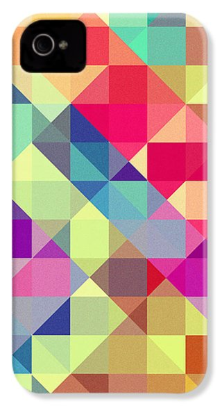 Broken Rainbow II IPhone 4 / 4s Case by VessDSign