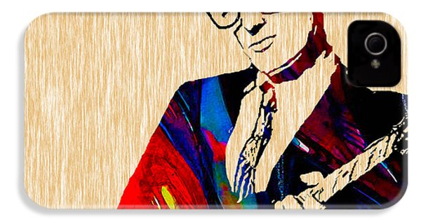 Buddy Holly Collection IPhone 4 / 4s Case by Marvin Blaine