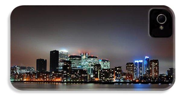 London Skyline IPhone 4 / 4s Case by Mark Rogan